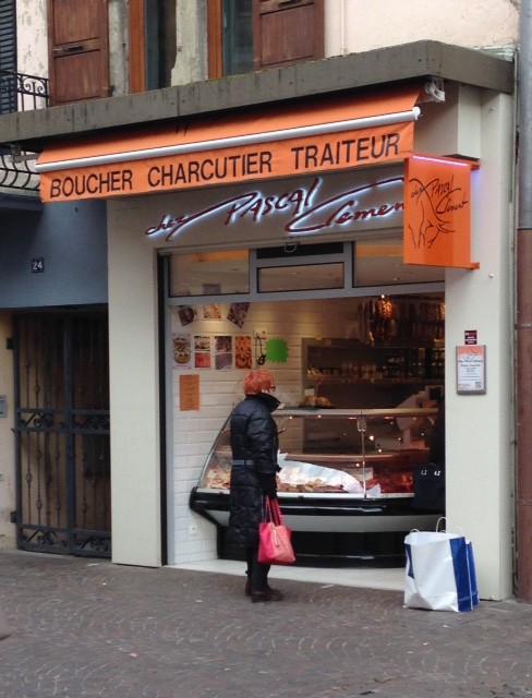 Boucherie Clément