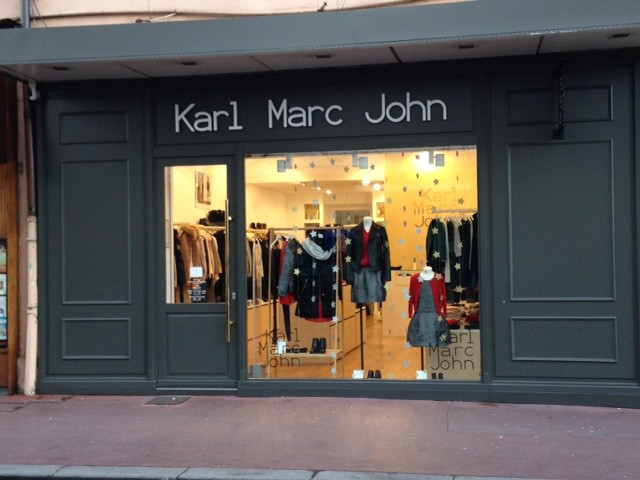 Karl marc john