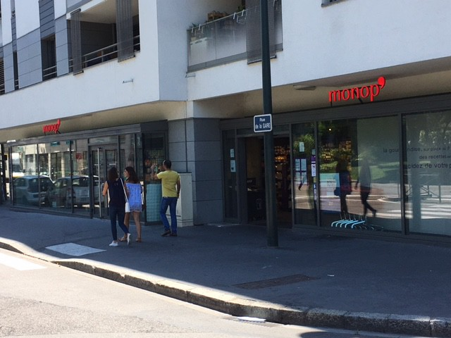 MONOP' rue de la Gare